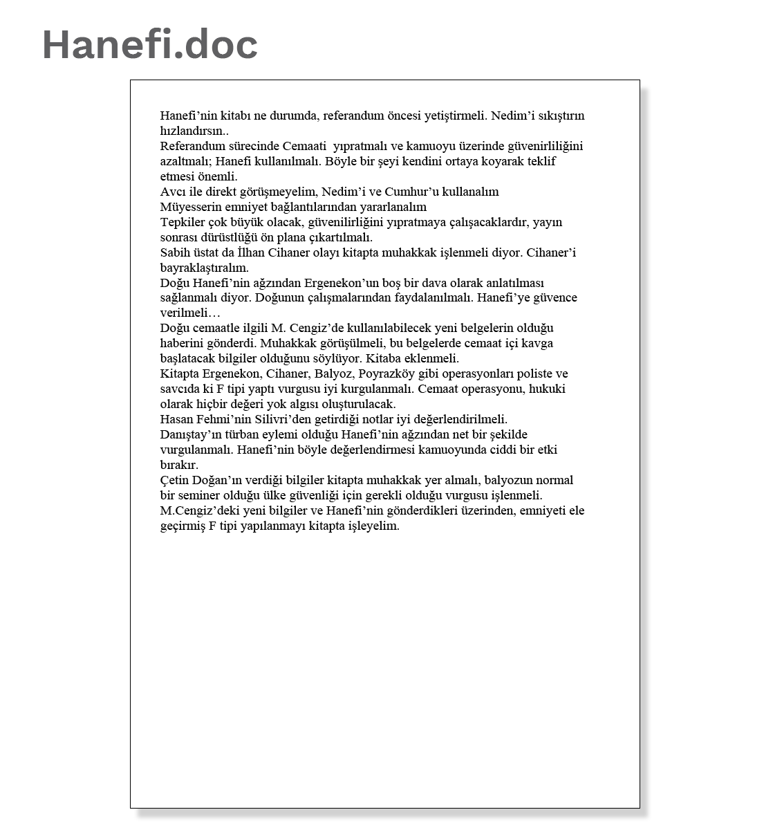 Document 2: Hanefi.doc