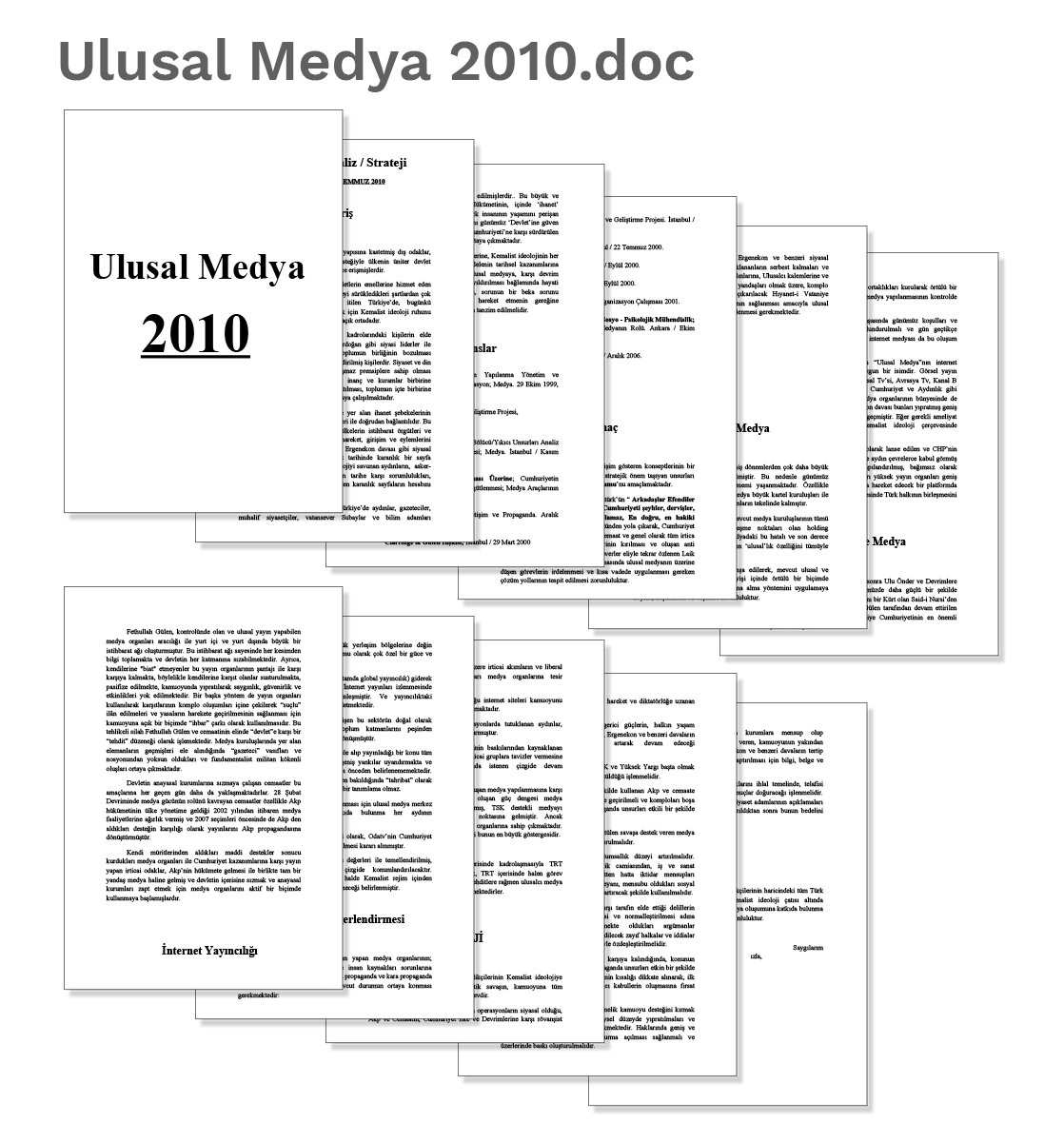 Document 10: Ulusal Medya 2010.doc